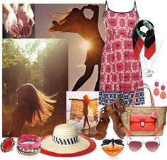 """""""Sun Dance"""" by gregory-joseph on Polyvore"""