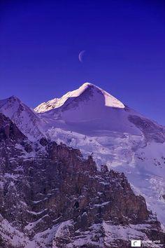 Silberhorn, Jungfrau region