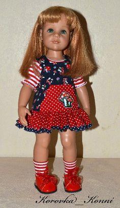 Korovka_Konni / Ямоггу. Каталог мастеров и авторов кукол, игрушек, кукольной одежды и аксессуаров / Бэйбики. Куклы фото. Одежда для кукол