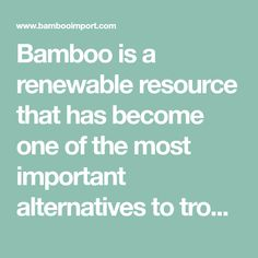 Bamboo is a renewable resource that has become one of the most important alternatives to tropical hardwoodsin recent years. Upon seeing bamboo flooring, kitchen cabinets or cutting boards you might wonderhow round hollow bamboo stems are processed into solid bamboo lumber?It isimportant to note