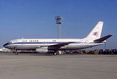 Dassault Mercure. Where everything started for European aviation
