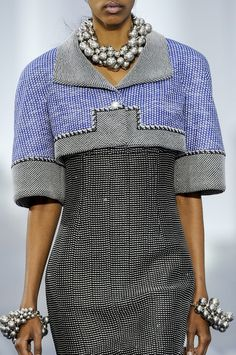 Chanel Spring 2013 Runway Pictures - StyleBistro