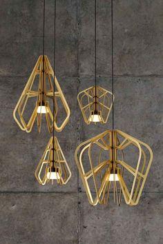 Aydınlatma ve Dekor Dünyasından Gelişmeler: Rakumba Lighting'den Exo Aydınlatma Serisi #aydinlatma #lighting #design #tasarim #dekor #decor