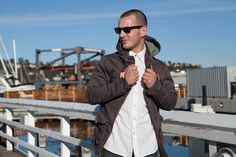 Introducing: The Duffel. Perfect for every occasion. #MensJacket #MensFashion