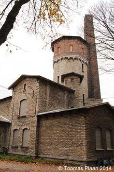 Tallinn, Merimetsa water tower (hospital), Estonia