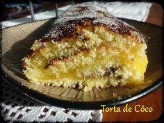 Gulodices & Companhia: Torta de Côco