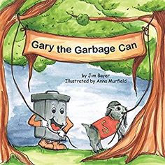 #BookReview of #GarytheGarbageCan from #ReadersFavorite - https://readersfavorite.com/book-review/gary-the-garbage-can  Reviewed by Kristen Van Kampen (Teen Reviewer) for Readers' Favorite  Gary the Garbage Can by Jim Bayer is a fun children's book about a garbage can named Gary. One day, Gary and his friend, Smitty the goat, are going frog-catching at the pond. Along the way, they pass a snake named Olive. Smitty wants to borrow the ball Olive is playing with, and Olive reluctant lets him…