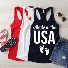 of July Pregnancy Tank Top - of July Pregnancy Announcement Shirt - of July Pregnancy Tee - Independence Day Pregnancy Wedding Day Shirts, Bridal Party Shirts, Bride Shirts, Bachelorette Party Shirts, Bachlorette Tshirts, Sweatshirt Outfit, Hoodie, Pregnancy Announcement Shirt, Tank Top Outfits