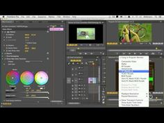 ▶ Manual Color Correction in Adobe Premiere Pro CC - YouTube