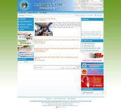 Website Ban Dân Tộc Tỉnh Kon Tum - Thiết kế web http://cnm.com.vn