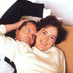 Jack Nicholson & Meryl Streep