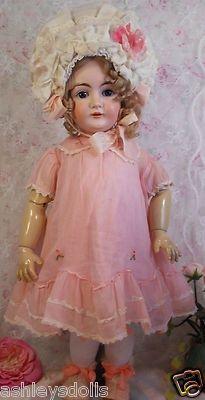 Kestner #146 Antique German Bisque Doll 26 inches