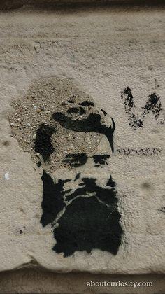 #streetart #berlin #beard