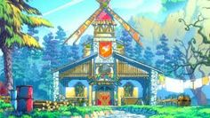 Fairy tail guild hall