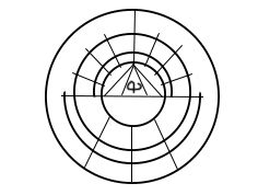 I'm a geek so I merged the two magic circles in Howl's Moving Castle. Mostly because I really want to get this tattooed.