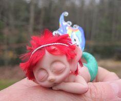 Gail's Fantasy Baby Mermaid