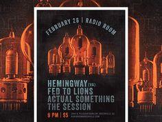Radio Room Poster