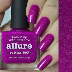 Picture Polish Allure Nail Polish