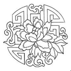Images from Traditional Chinese Embroidery Designs, published by Dover Books in 2004. Click on the images for a larger version of each image and scroll down for a list of downloadable pdfs. Click on the links below for a downloadable version of each image in pdf format (Adobe Acrobat Reader required.) Chinese Embroidery Bats in a circle Chinese Embroidery Bird …