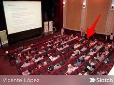 En el evento Vicente López emprende