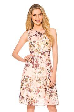 orsay ☼ kleider kleid mit blumenprint  orsay kleider schöne kleider und kleider