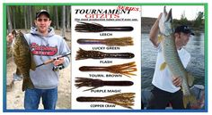 Fish the Best, Tournament Series Gitzit tube lures.  The most productive tube you'll ever use. https://www.gitzitinc.com/main/en/joomshopping/product/view/8/45.html 435-628-1011