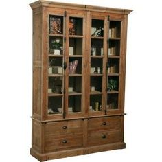 large antique display case - Google Search