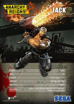 Anarchy Reigns Jack - http://www.gamesnext.com/games/anarchy-reigns/