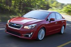 The Subaru Impreza gets a few upgrades for 2015, including better refinement and some visual tweaks.
