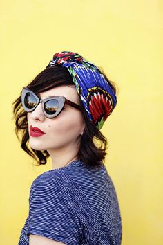#headscarf #keikolynn