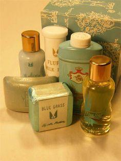 Elizabeth Arden Blue Grass fragrance