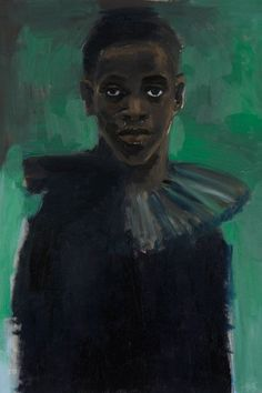 Lynette Yiadom-Boakye - A Passion Like No Other. A figurative painter who is currently sought by art collectors Lynette paints predominantly black faces in a European technique highly influenced by Manet and Degas. Born to Ghanaian parents Lynette lives i Painting People, Figure Painting, Painting Art, Harlem Renaissance Artists, African Art Paintings, Portrait Paintings, African American Art, American Women, American History