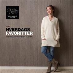 Tovalabber - dame og herre - Dame - Oppskrifter og materialpakker - Design by Marte Helgetun Normcore, Knitting, Sweaters, Dresses, Style, Fashion, Threading, Vestidos, Swag
