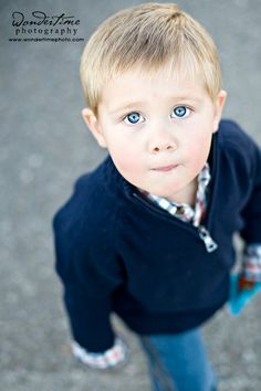 """Don't you just love this little ones blue eyes? Little """"N"""".  Hinckley family: www.4men1lady.com.  Photo by Michelle Rasmussen of www.wondertimephoto.com Inner Child, My Family, Photo Sessions, Just Love, Blue Eyes, Photography Poses, Little Ones, Photo Ideas, Mystery"""
