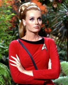 Star Trek's Hottest Women of All Time (Martha Landon)
