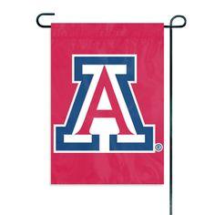 Arizona Wildcats NCAA Mini Garden or Window Flag (15x10.5)