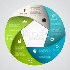 Modern vector template for your business project Royalty Free Stock Vector Art Illustration
