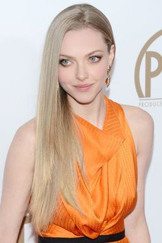 Celebrity Beauty Looks: Healthy Tresses & Glowing Skin    #skincare #gorgeous #amandaseyfried