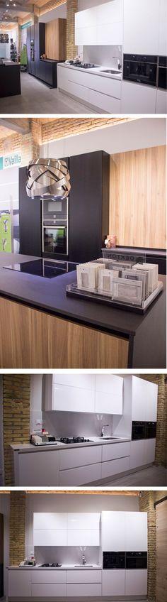 38 mejores imágenes de Exposición de Muebles de Cocina en Madrid ...