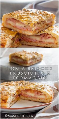 The History of Pizza in Italian Food Focaccia Pizza, Crostini, Savory Muffins, Snacks, Street Food, Food Inspiration, Italian Recipes, Love Food, Food Porn