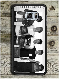 1d One Direction Samsung Galaxy S6 Edge Plus Case