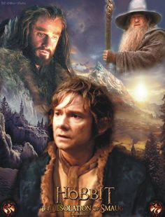 The Hobbit   ...  The Desolation of Smaug