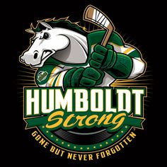 A great tribute to the Humbolt Hockey team done by Eric Poole.