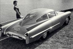 1954 Oldsmobile Cutlass