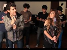 Payphone - Maroon 5 (Avery iphone cover ft. Max Schneider) - YouTube