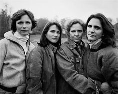 The Brown Sisters- Photographed Every Year For 36 Years, Nicolas Nixon