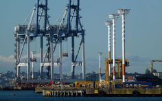 NZIER says the general wharves near Bledisloe are already feeling the squeeze