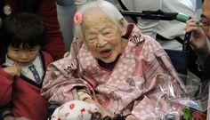 Japón: Murió a los 117 años Misao Okawa, la persona más longeva del mundo | Foto 1 de 3 | Peru21