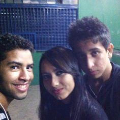 #JennyReis <3 #FelipeGarcia #Ismael