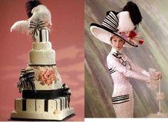 dress inspired cake - Google-Suche